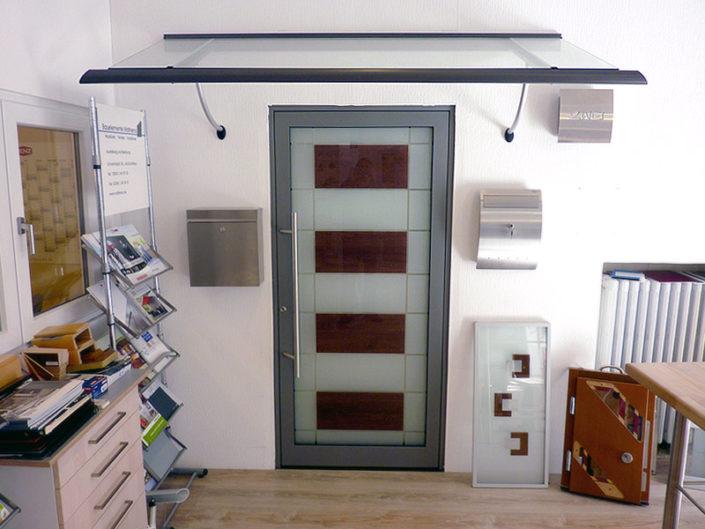 Bauelemente Mathena - Vordächer, passend zu Ihrer Haustür